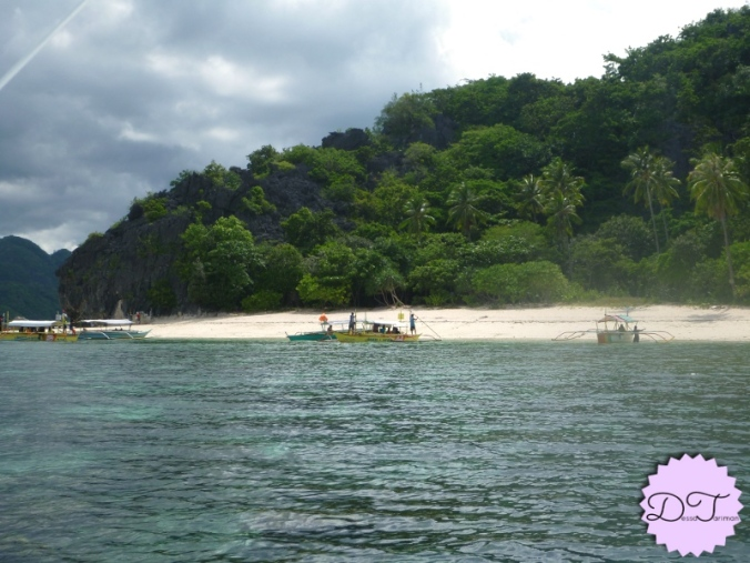 Matukad island. Matukad in Bicol means steep :)