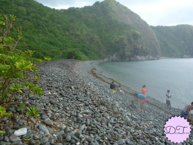 Pitogo island.