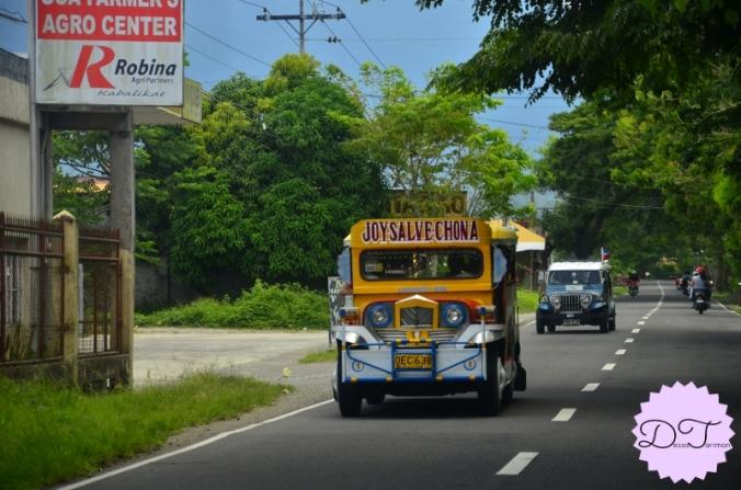 Jeepney. A commuter's ride.