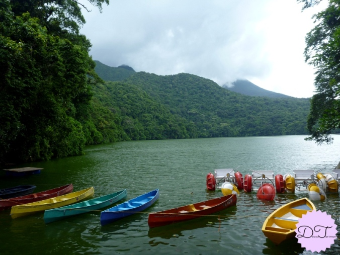 Mt. Bulusan lake