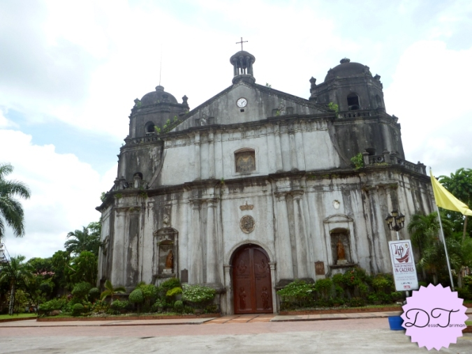 Naga Metropolitan Cathedral. St. John the Evangelist Parish
